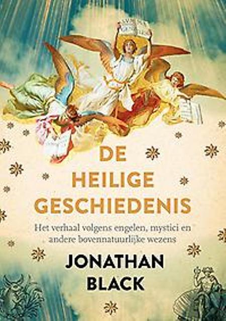 DE HEILIGE GESCHIEDENIS -JONATHAN BLACK
