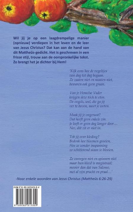 DICHTER BIJ JEZUS - Matteus gedicht - Middag-Turato