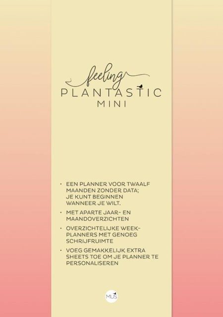 PLANTASTIC MINI PLANNER