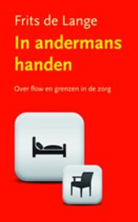 IN ANDERMANS HANDEN - FRITS DE LANGE