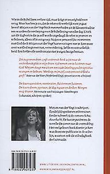 STILTEDAGBOEK - 365 bijbelmeditaties -  MIRJAM VAN DER VEGT
