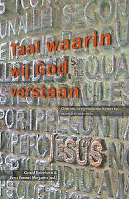 TAAL WAARIN WIJ GOD VERSTAAN - PETRA VERSNEL