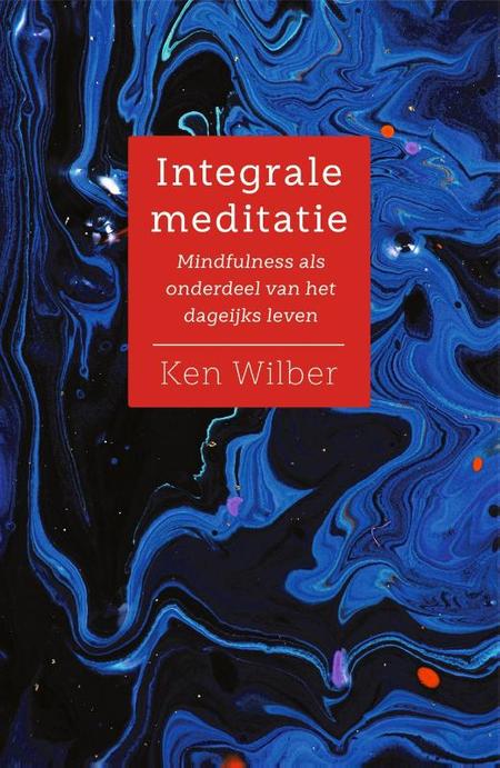 INTEGRALE MEDITATIE - KEN WILBER - Mindfukness als pad naar opgroeien