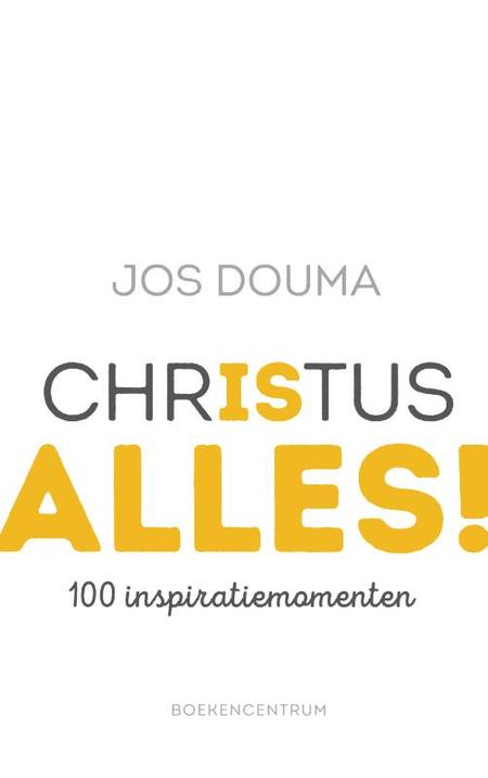 CHRISTUS ALLES !  Jos Douma