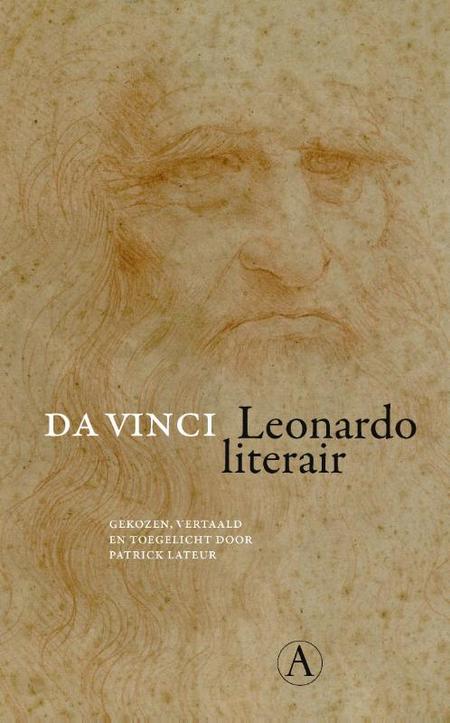 LEONARDO DA VINCI - literair - Patrick Lateur