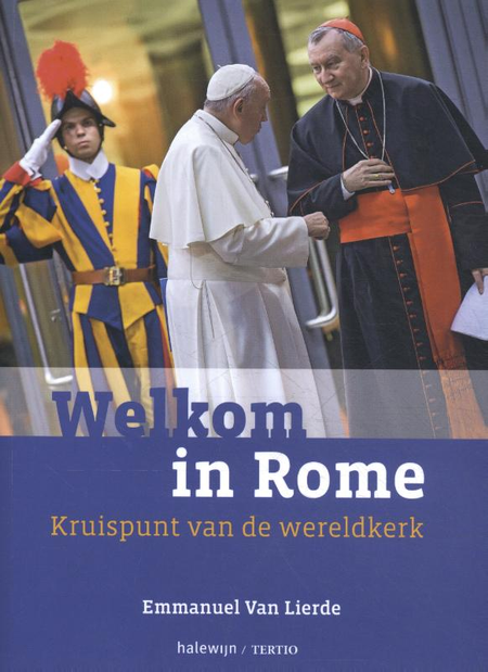 WELKOM IN ROME - E. Van Lierde