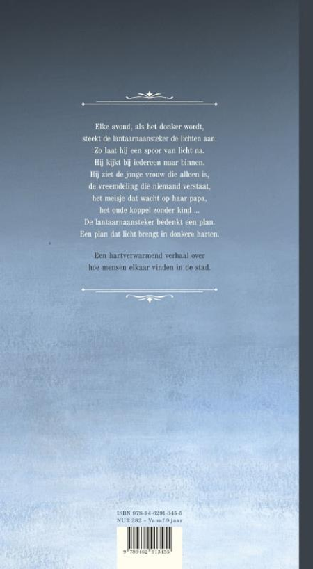DE LANTAARNAANSTEKER - A. Sax / A. De Bode