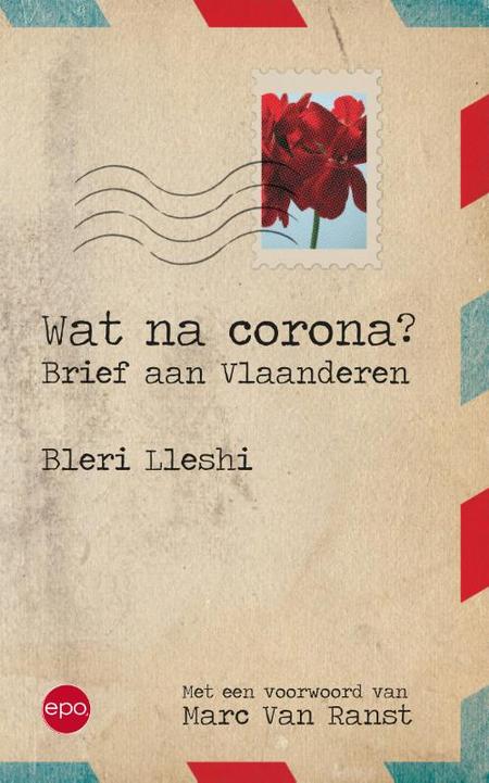 WAT NA CORONA ? - brief aan Vlaanderen - Bleri Lleshi