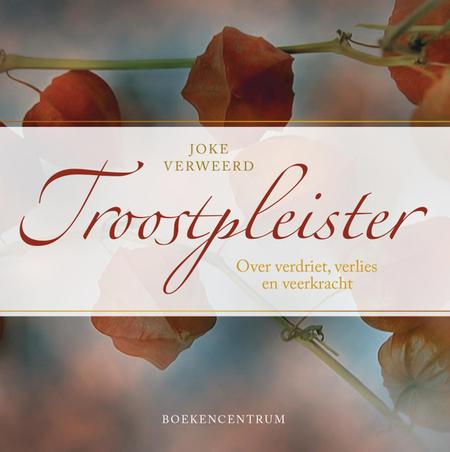 TROOSTPLEISTER  - Joke Verweerd - over verdriet, verlies en veerkracht