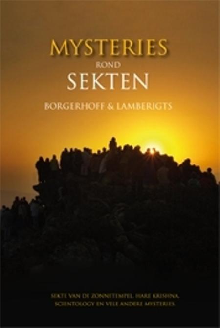 MYSTERIES ROND SEKTEN - MICHAEL GOOVAERTS