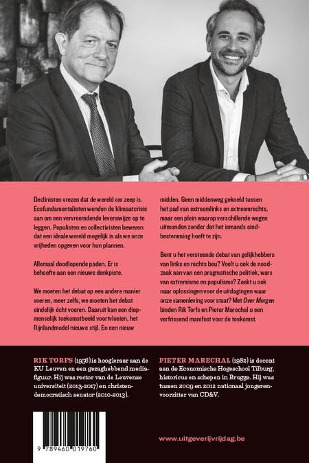 OVER MORGEN - Pieter Marechal / Rik Torfs