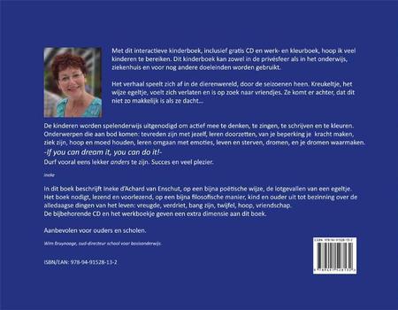 KREUKELTJE - Ineke d'Achard van Enschut + CD