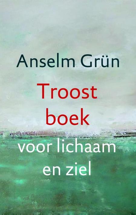 TROOSTBOEK - voor lichaam en ziel  - Anselm Grün