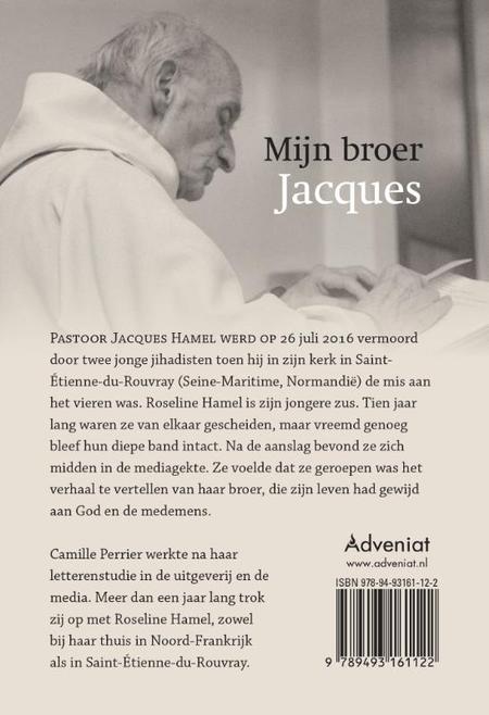 MIJN BROER JACQUES - HAMEL Roseline & PERRIER Camille
