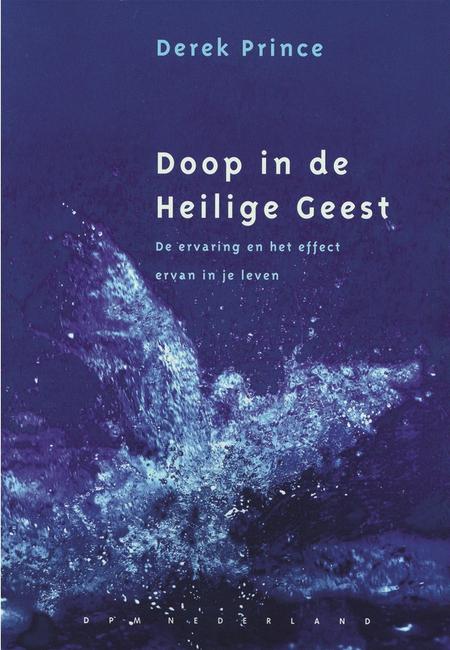 DOOP IN DE HEILIGE GEEST - PRINCE DEREK
