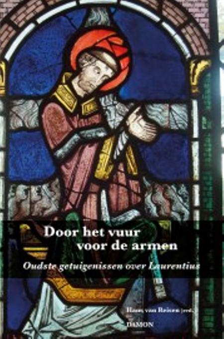 DOOR HET VUUR VOOR  DE ARMEN - HANS VAN REISEN
