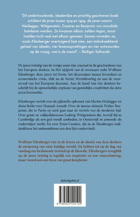HET TIJDPERK VAN DE TOVENAARS - W. Eilenberger