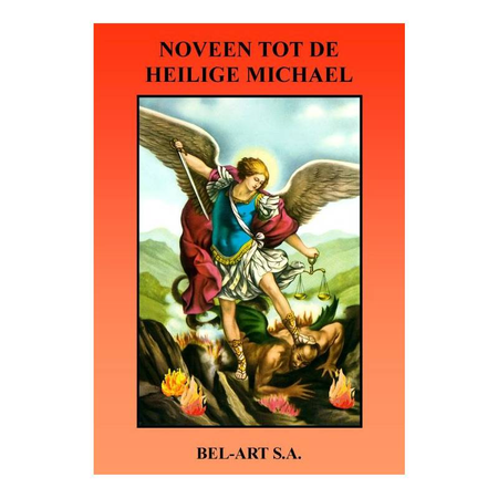 NOVEENBOEKJE - tot de Heilige Michael