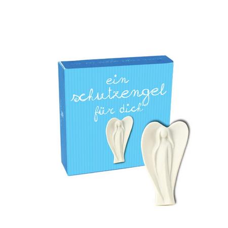 ENGEL - wit - 5,5 cm - in een doosje