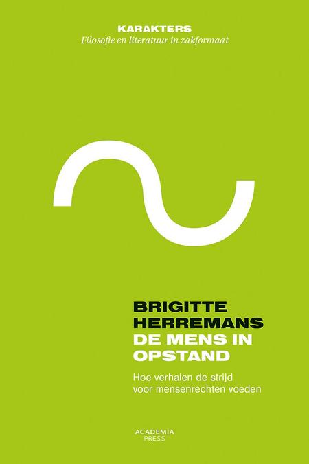 DE MENS IN OPSTAND - BRIGITTE HERMANS