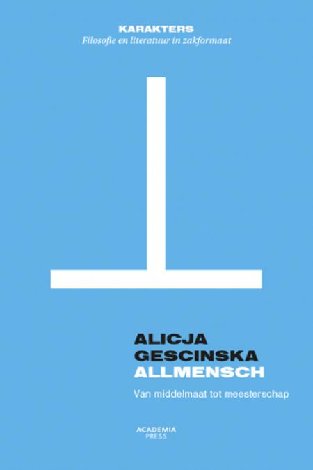 ALLMENSCH  - ALICJA  GESCINSKA