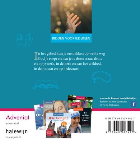 BIDDEN VOOR IEDEREEN - inspiratieboekje