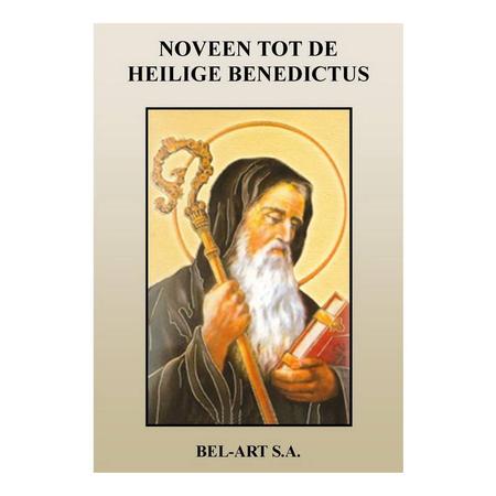 NOVEENBOEKJE - H. Benedictus
