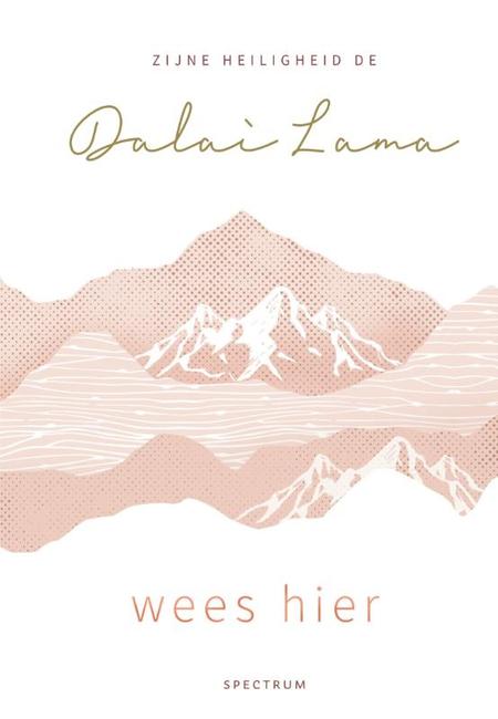 WEES HIER - DALAI LAMA