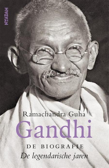 GANDHI BIOGRAFIE - GUHA