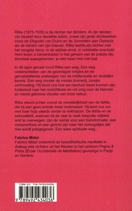 RAINER MARIA RILKE - de niet verhoorde liefde - F. Midal - Carmelitana