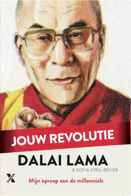 JOUW REVOLUTIE - Dalai Lama - Mijn oproep aan de millennials