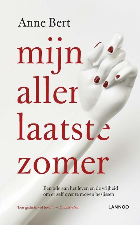 MIJN ALLERLAATSTE ZOMER - Anne Bert