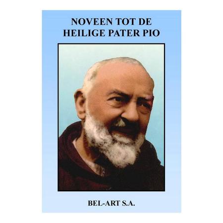NOVEENBOEKJE - PATER PIO