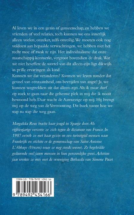 NIET LANGER ALLEEN - Tijd van vertroosting - M. Reus