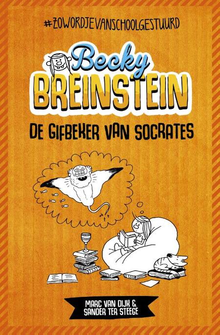 DE GIFBEKER VAN SOCRATES - Van Dijk / Sander der Steeg