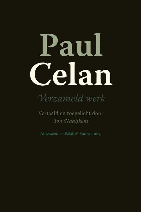VERZAMELD WERK - Paul Celan