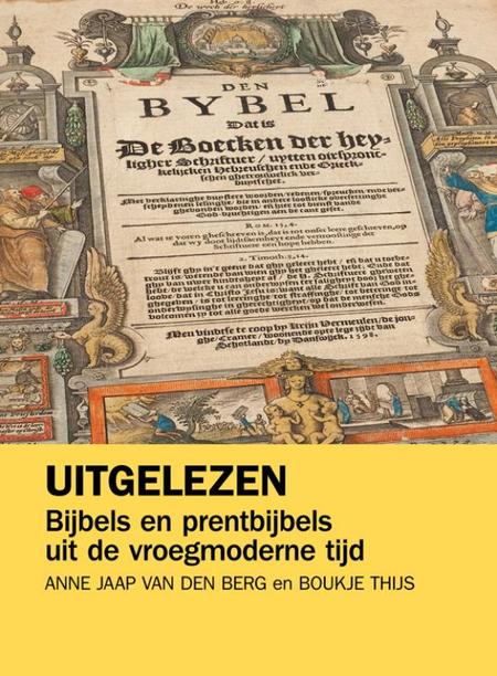 UITGELEZEN - ANNE JAAP VAN DEN BERG