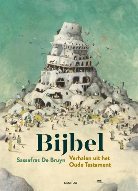 BIJBEL - verhalen uit het O.T. - S. De Bruyn