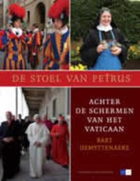 STOEL VAN PETRUS - BART DE MYTTENAERE