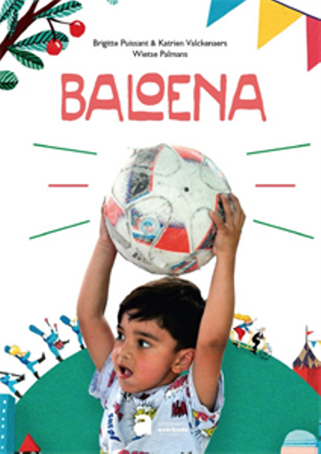 BALOENA - prentenboek over diversiteit - B.Puissant/K. Valckenaers