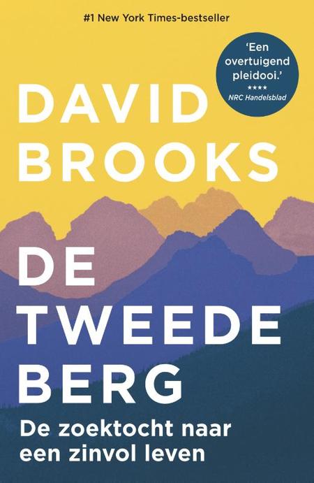 DE TWEEDE BERG - DE ZOEKTOCHT NAAR EEN ZINVOL LEVEN - Brooks