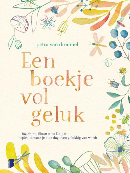EEN BOEKJE VOL GELUK - Petra van Dreumel