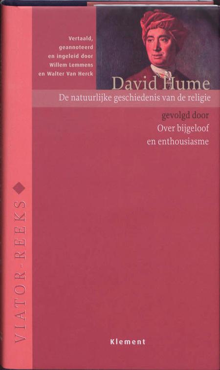 DE NATUURLIJKE GESCHIEDENIS VAN DE RELIGIE - David Hume