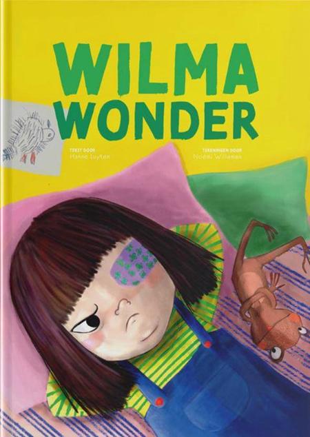 WILMA WONDER - Hanne Luyten