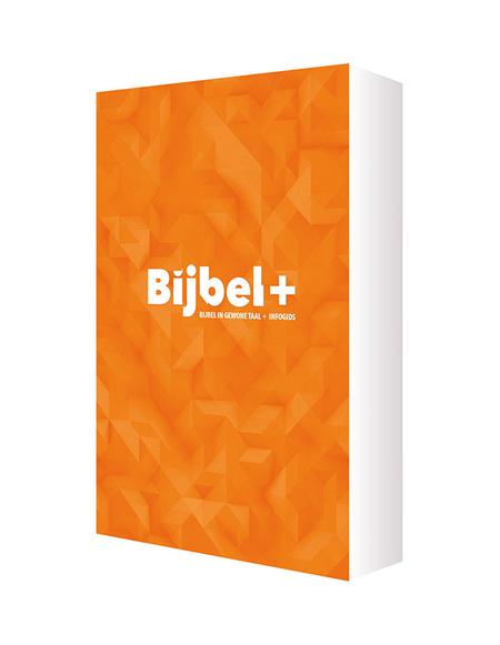 BIJBEL+ bijbel in gewone taal + infogids