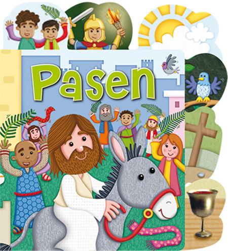 PASEN - paasverhaal voor jonge kinderen