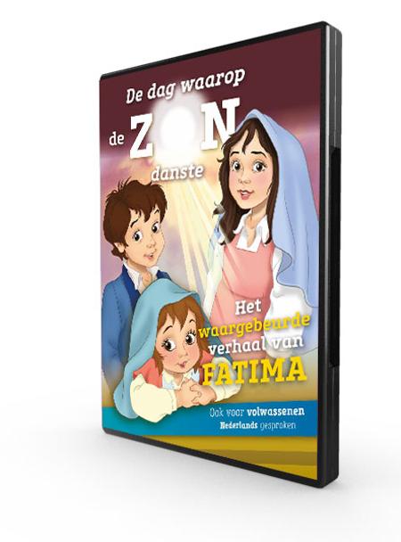 DE DAG WAAROP DE ZON DANSTE - Fatima - DVD