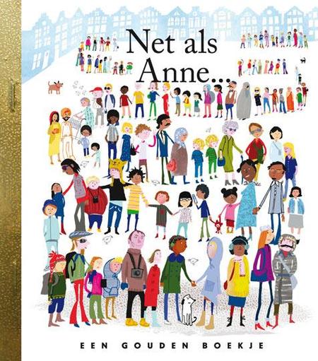 NET ALS ANNE - Gouden boekjes