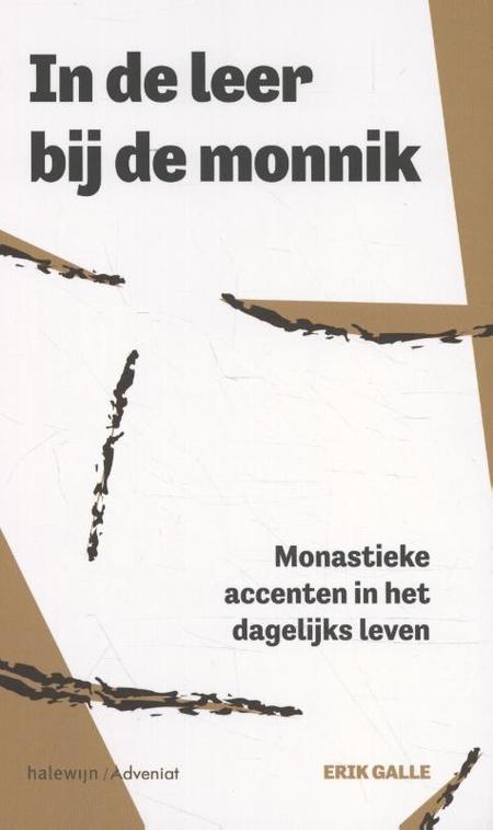 IN DE LEER BIJ DE MONNIK - E. Galle - Monastieke accenten in het dagelijks leven