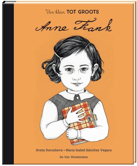 ANNE FRANK  - van klein tot groots - DOROSHEVA EN VEGARA